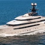 95m Lürssen Yachts Build 2014!