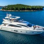 Sunseeker 25m Luxury Yacht